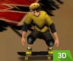 3D Akrobatik Kaykay