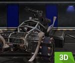 3D Araba Savaşları
