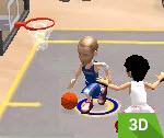 3D Basketbol Maçı