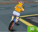 3D Bisiklet İle Şehiri Dolaşma