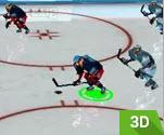 3D Buz Hokeyi Turnuvası
