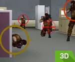 3D Canlı Çatışma