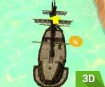 3D Gemi Park Etme