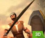 3D Gladyatör Dövüşü