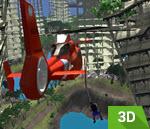 3D Helikopter Kurtarma Operasyonu