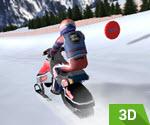 3D Kar Motoru Yarışı