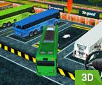 3D Otobüs Park Etme 2