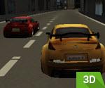 3D Şehir İçi Araba Yarışı