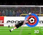 3D Şut ve Gol