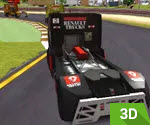 3D Tır Yarışı
