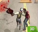 3D Zombi Koşusu