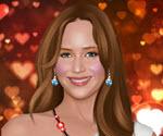 Jennifer Lawrence Makyaj