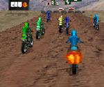 Kumda Motor Yarışı