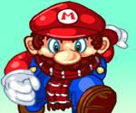 Mario Winter World