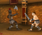 Spartacus Arena Dövüşü