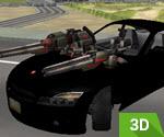 3D Araba Savaşları 3