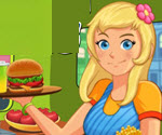 Hamburger Restorantı