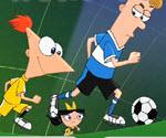 Phineas ve Ferb Futbol Topları
