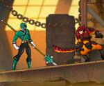 Power Rangers Zorlu Macera
