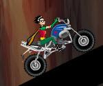 Teen Titan Motorlu Kaçış