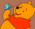 Winnie the Pooh Boyama 2