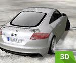 3D AUDİ TT Drift