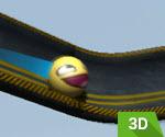 3D Çılgın Top