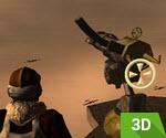 3D Hava Saldırısı