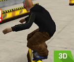 3D Paten Gösterisi