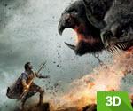3D Yaratık Saldırısı