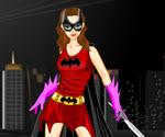 Batman Kızı Giydir