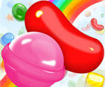 Candy Rain Oyunu