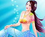 Deniz Kızı Giydirme