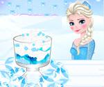 Elsa Frozen Dondurma