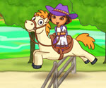 Kovboy Dora ve Atı