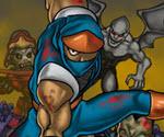 Nişancı Ninja Zombilere Karşı 2