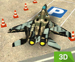 3D F16 Park Etme