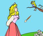 4 Prenses Boya Oyna Oyun Kolu