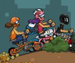Bahisli Bisiklet Yarışları