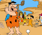 Çizgi Film Kahramanları Golf