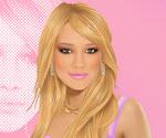 Hilary Duff Makyaj ve Giydirme