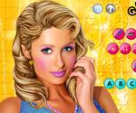 Paris Hilton Parti Makyajı