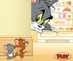 Tom ve Jerry Yemek Kavgası Oyunu