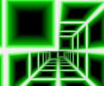 3D Neon Yolda Kaçış