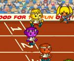 Müthiş Koşu Yarışları Oyunu