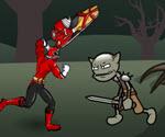 Power Rangers Goblinlere Karşı