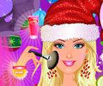 Barbie Yılbaşı Makyajı
