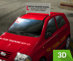 Ehliyet Sınavı 3D