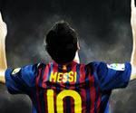 Messi Zorlu Futbol