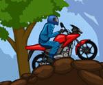 Motor İle Orman Gezintisi